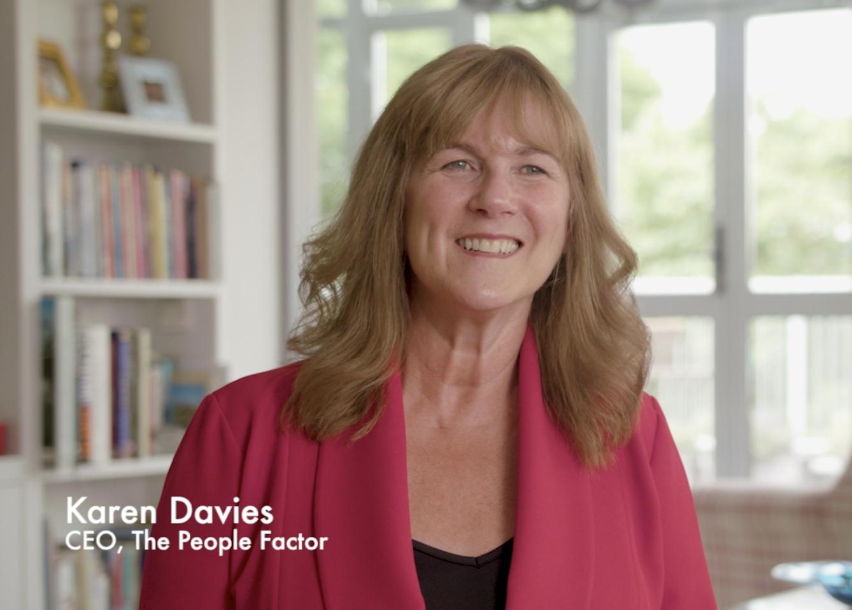The People Factor CEO Karen Davies